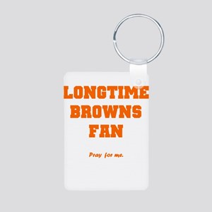 Browns Aluminum Photo Keychain Keychains