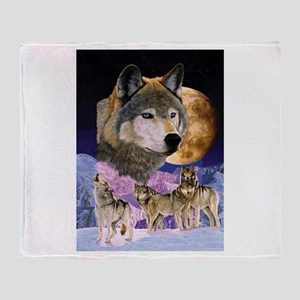 Pack Spirit Throw Blanket