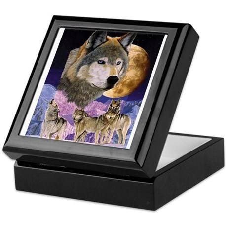Pack Spirit Keepsake Box