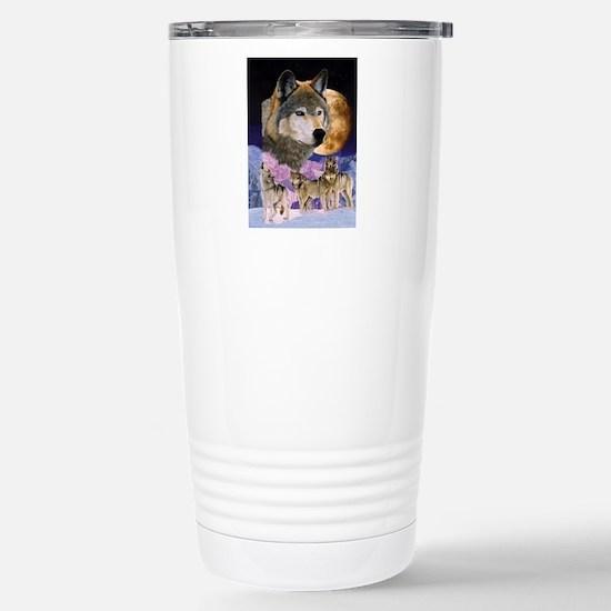 Pack Spirit Stainless Steel Travel Mug