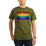 We Are Here Organic T-Shirt
