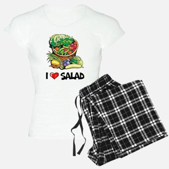 I Love Salad Pajamas