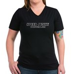 Speed Junky - Women's V-Neck T-Shirt - BoostGear
