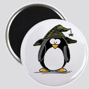 Witch penguin Magnet
