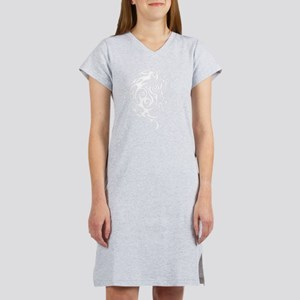 Tribal Unicorn Women's Nightshirt
