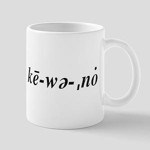 Ke·wee·naw Mug