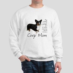 Cardigan Corgi Sweatshirt