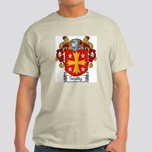 Scully Coat of Arms Light T-Shirt