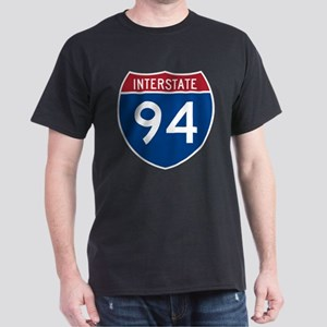 Interstate 94 Dark T-Shirt