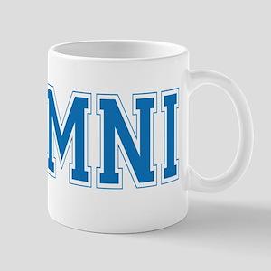 Alumni Blue Mug