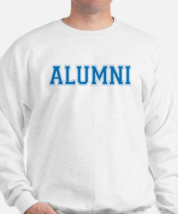 Alumni Blue Sweatshirt