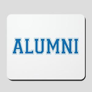 Alumni Blue Mousepad