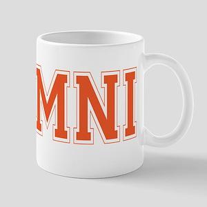Alumni Orange Mug