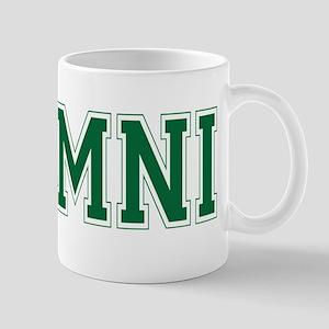 Alumni Green Mug