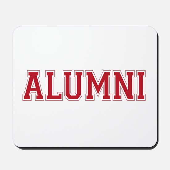 Alumni Red Mousepad