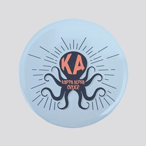 Kappa Alpha Order Octopus Button