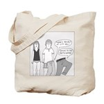 Pantscopter (No Text) Tote Bag