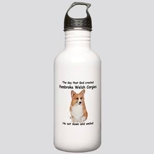 Corgi Stainless Water Bottle 1.0L