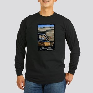 1966 Chevelle Long Sleeve Dark T-Shirt