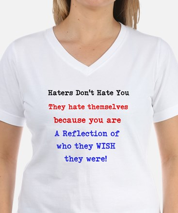 Haters Hate Themselves!