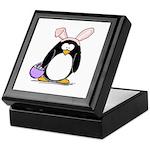 Easter penguin Keepsake Box