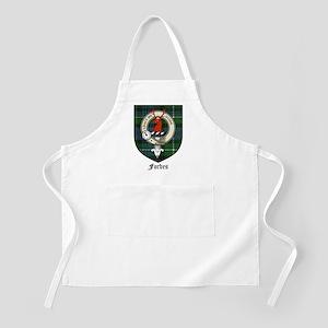 Forbes Clan Crest Tartan BBQ Apron