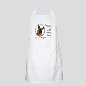 German Shepherd Mom Apron