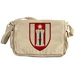 372nd Engineer Messenger Bag