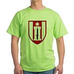 372nd Engineer Green T-Shirt