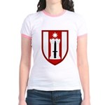 372nd Engineer Jr. Ringer T-Shirt