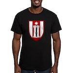 372nd Engineer Men's Fitted T-Shirt (dark)