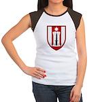 372nd Engineer Women's Cap Sleeve T-Shirt