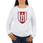 372nd Engineer Women's Long Sleeve T-Shirt