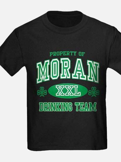 Moran Irish Drinking Team T