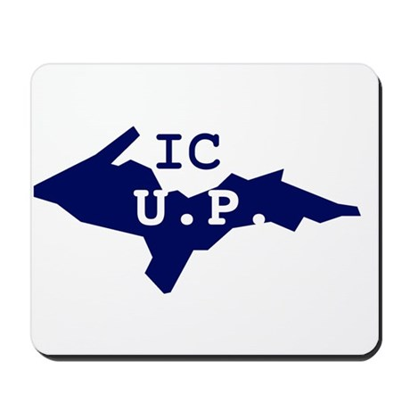 IC UP Mousepad