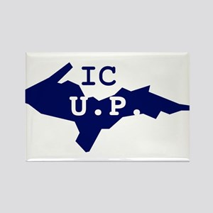 IC UP Rectangle Magnet