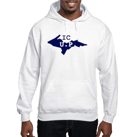 IC UP Hooded Sweatshirt