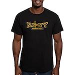 Navy Working Dogs Men's Fitted T-Shirt (dark)