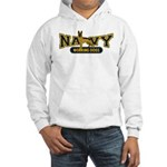 Navy Working Dogs Hooded Sweatshirt