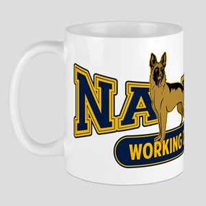 Navy Working Dogs Mug