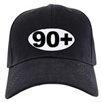 Euro Soccer Black Cap