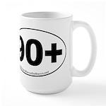 Euro Soccer Large Mug