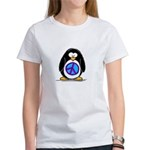 Peace penguin Women's T-Shirt