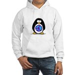 Peace penguin Hooded Sweatshirt