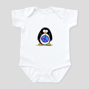 Peace penguin Infant Creeper
