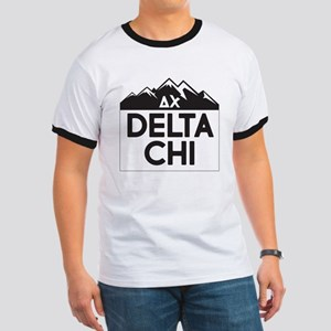 Delta Chi Mountains Ringer T