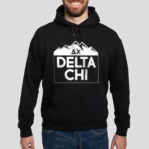Delta Chi Mountains Hoodie (dark)
