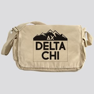 Delta Chi Mountains Messenger Bag