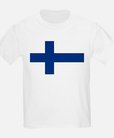 Finnish Flag T-Shirt