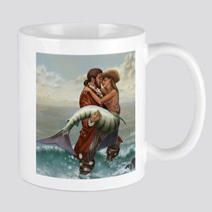 Pirate and Mermaid Mug